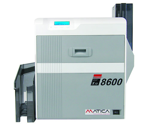 Matica XID8600 Retransfer-Kartendrucker (Duplex)