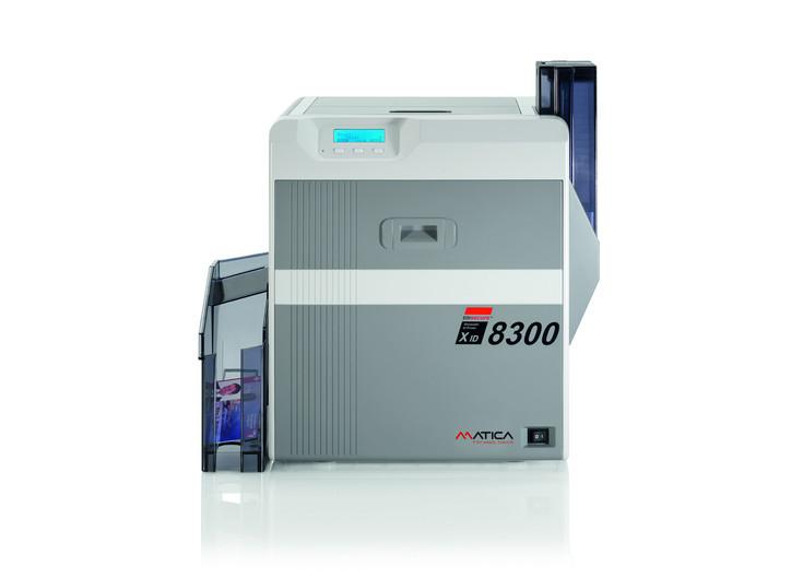 Matica XID8300 Kartendrucker