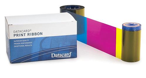 Datacard ribbon YMCKT - 534000-003