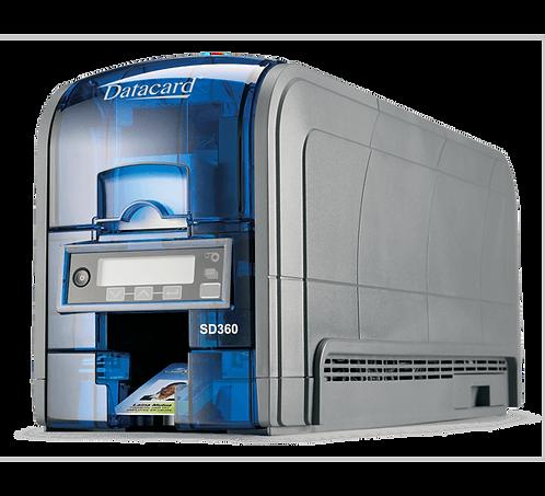 Datacard SD360 Direktkartendrucker (Duplex)