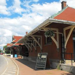 Sussex Train Station