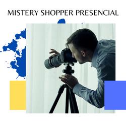Mistery Shopper Presencial