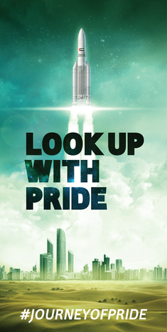 Yahsat – Look Up With Pride