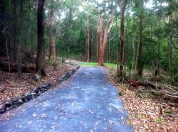 Road into Campsite No. 3