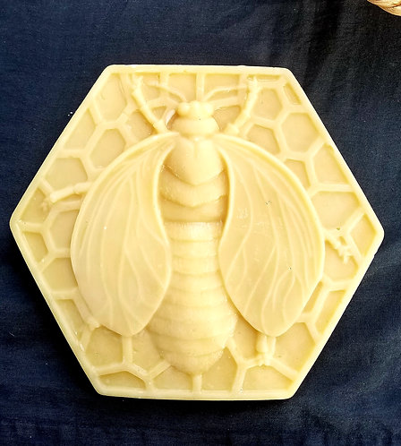 Pure Beeswax - 1kg