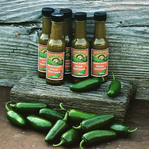 Sweet Green Dream Chilli Sauce - 150ml