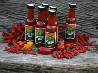 Hot Secrets -  Sweet Heat Honey Chilli Sauce