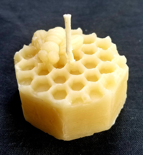 Beeswax Candles - novelty shapes - 1 piece