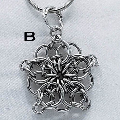 Keychain - Celtic Star