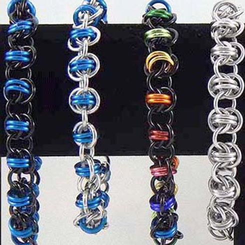 Orbital Weave Bracelet