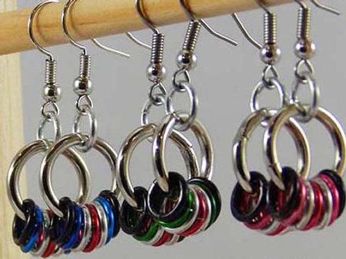 Loops in Loop Earrings