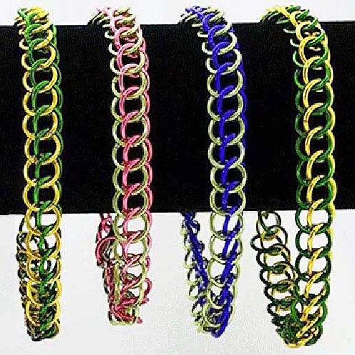 Half Persian Weave Bracelet