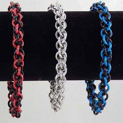 Full Persian Weave Bracelet