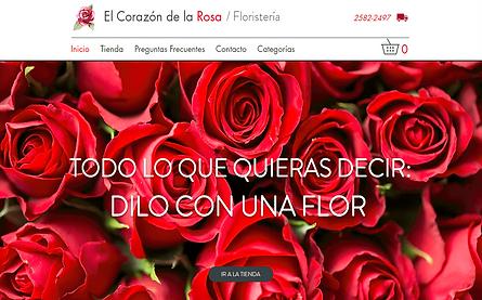El Corazón de la Rosa