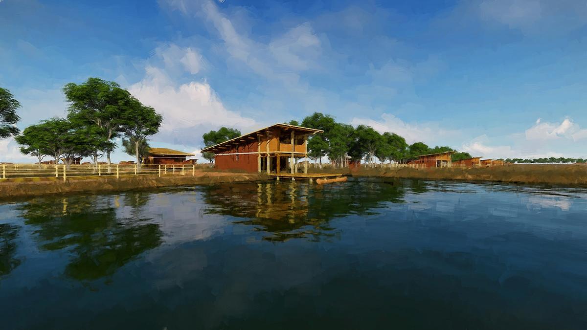 Nigeria Aqua Settlements