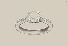 Inishmore Round Claw
