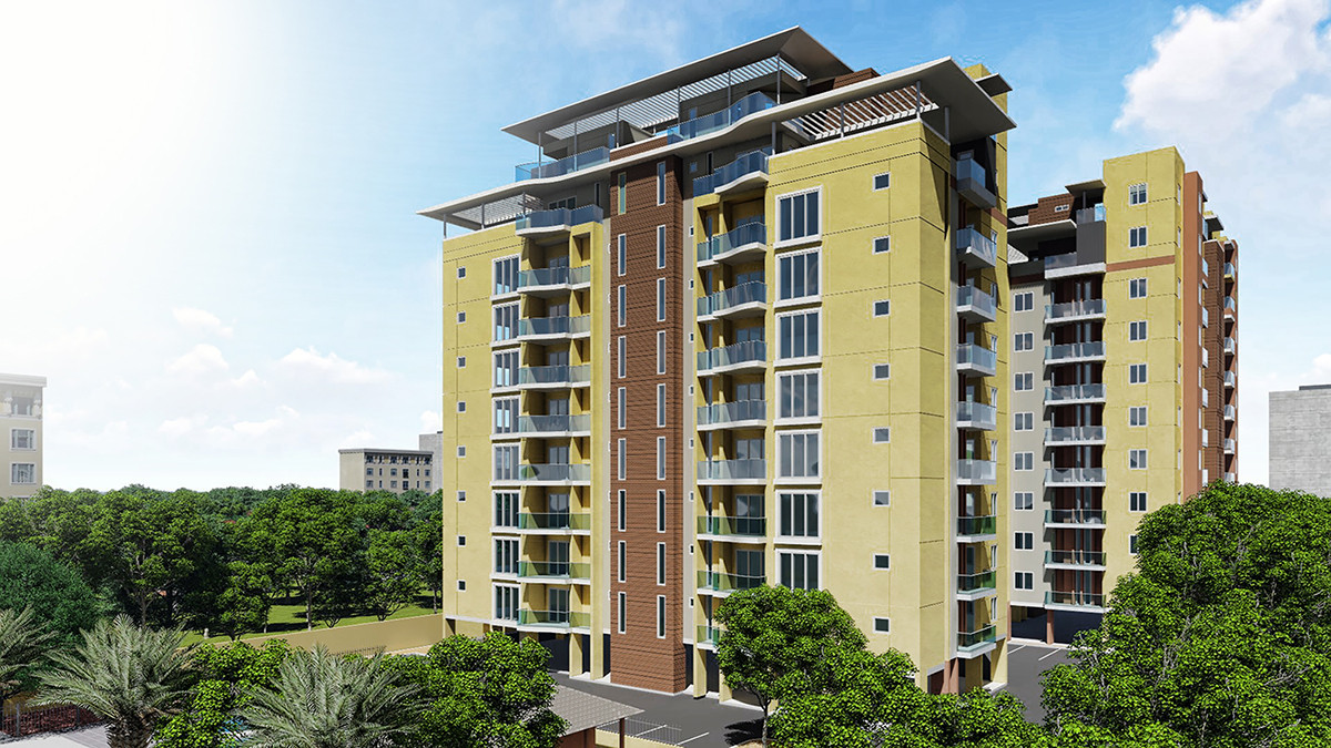 Lekki Peninsula Safe Residential Towers