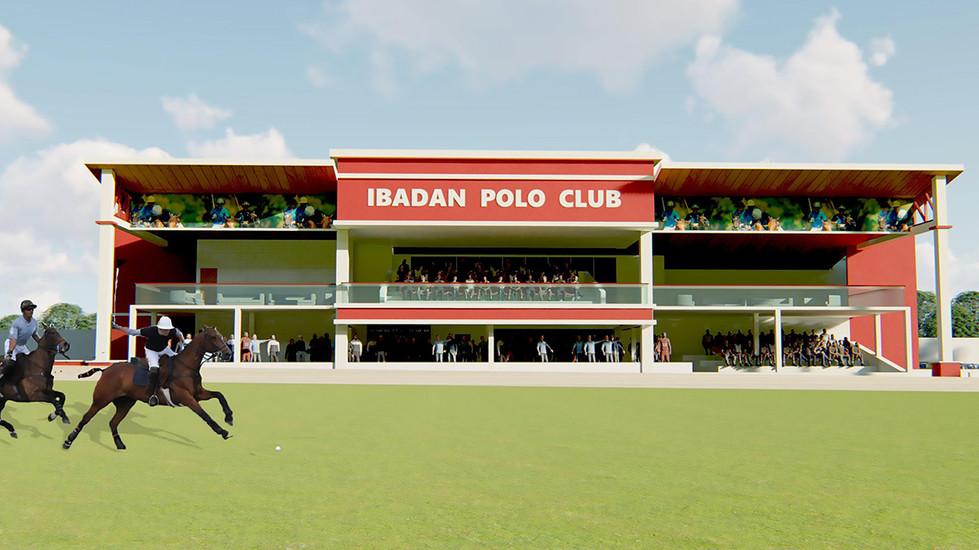 ibadan polo club_03_Bleacher elevation_s