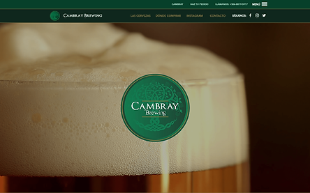 Cambray Brewing