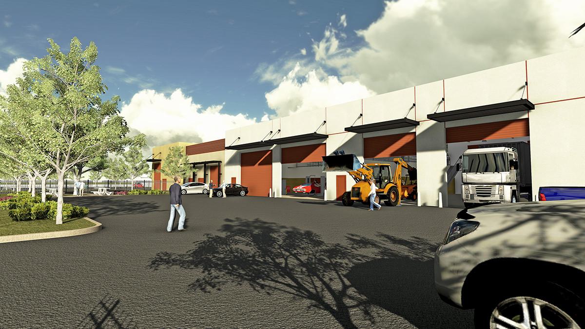 New Automotive Technology Department Building