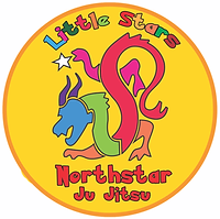 Northstar Ju Jitsu Little Stars badge