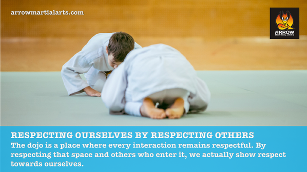 Respecting ourselves by respecting others