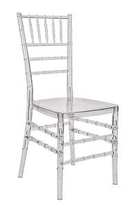 Kids Clear Chiavari Chair