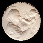 Médaillon de berceau, 8,50€