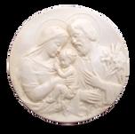 Médaillon Sainte Famille, 5,5€