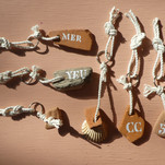 Porte-clef marin, 4€