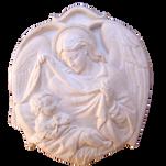 Médaillon Ange Gardien 13,50€