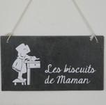 Ardoise les Biscuits de Maman, 8€