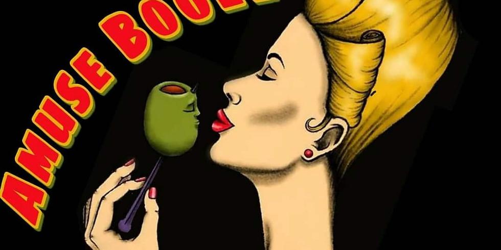 AMUSE BOOZE (Rockpile Comedy) Saturday September 25th
