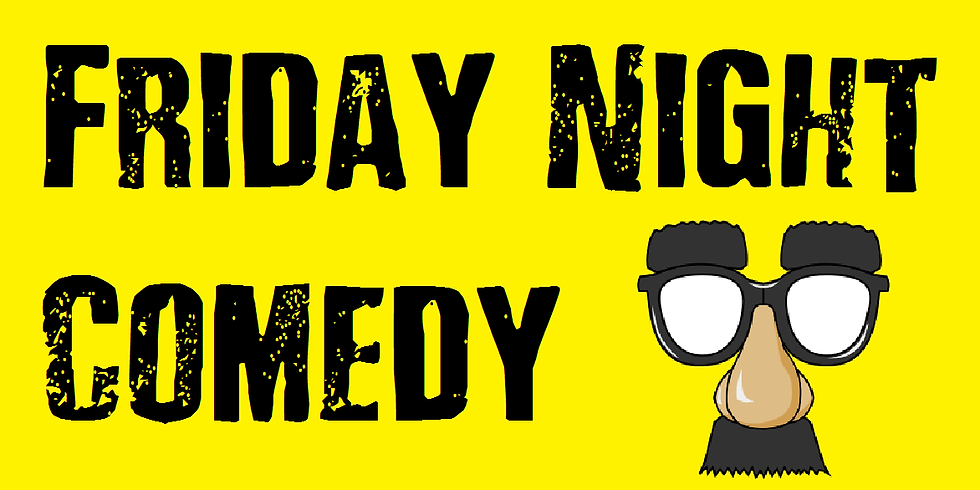 Penalty Box Comedy 3/19 8pm