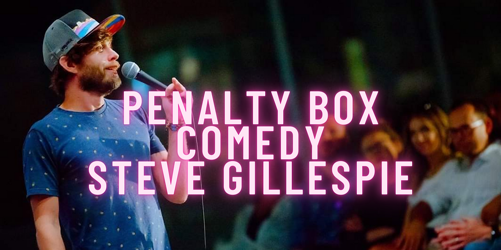 Penalty Box Comedy Friday June 4th