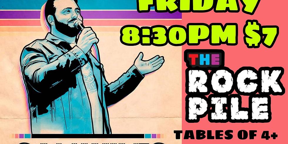 ROCKPILE Stand Up: Sam Wiles