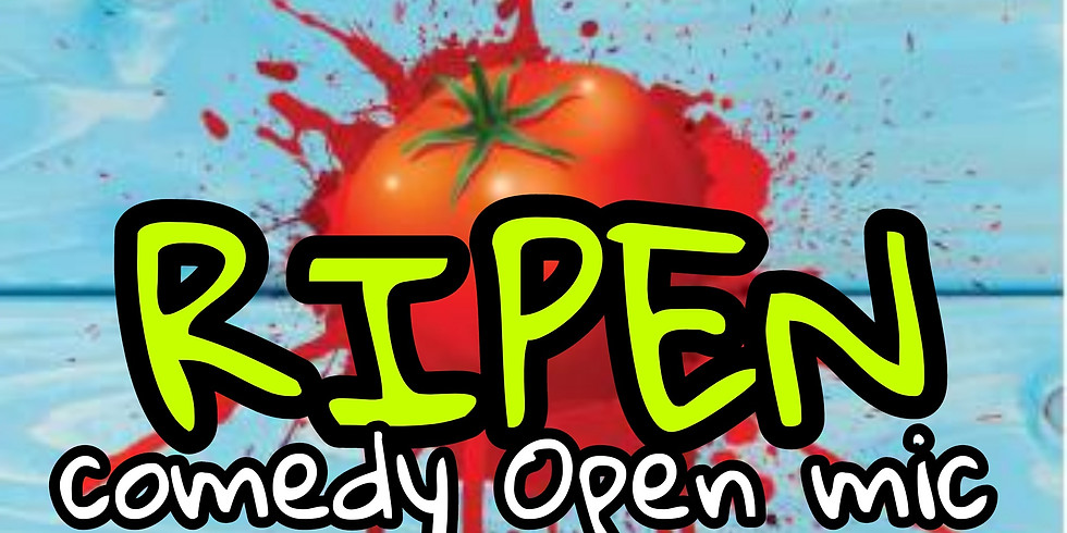 Ripen Open Mic RESERVE A  FREE TABLE