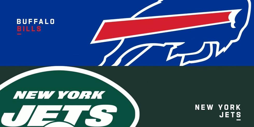 Buffalo Bills Vs. Jets Sunday 11/14 11am