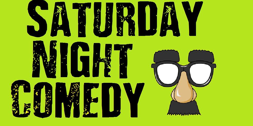Penalty Box Comedy 4/10 Headliner Derrick Stroup