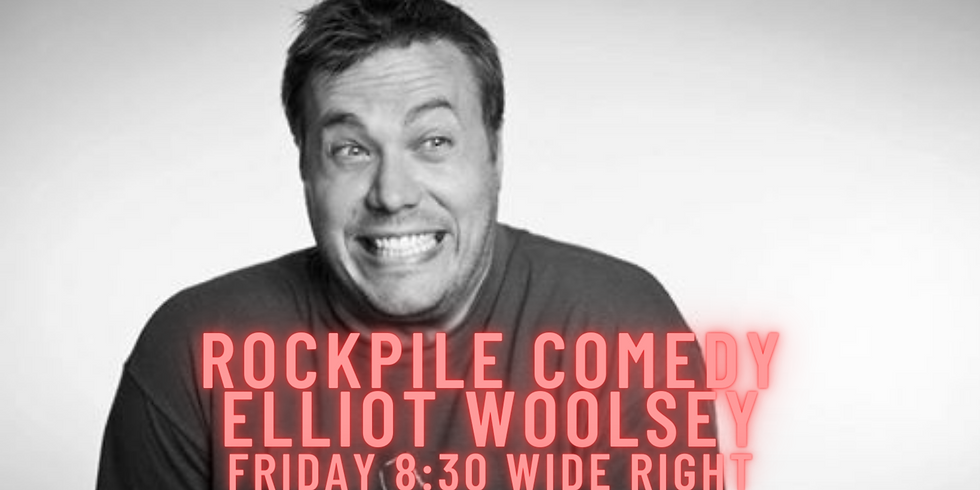ROCKPILE Stand Up Comedy!