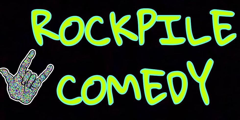 ROCKPILE Stand Up  Sat. June 19TH ZACH REINERT