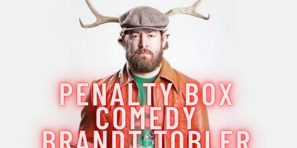 Penalty Box Comedy Sat May 29th