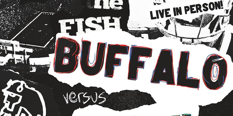 Buffalo Bills Vs. Dolphins Sunday 10/31 11am