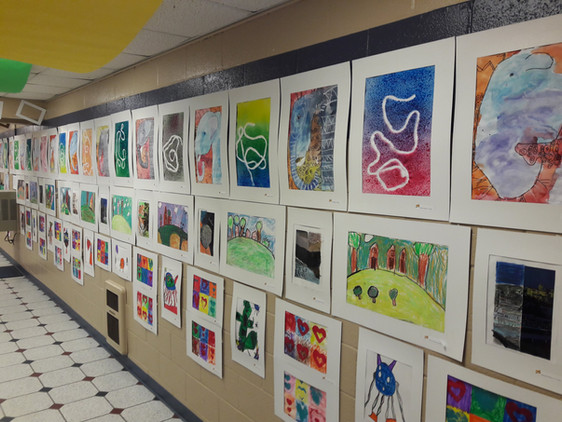 CSY Fine Arts Night