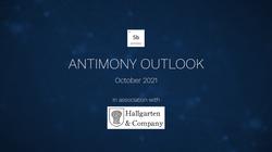 Antimony Outlook