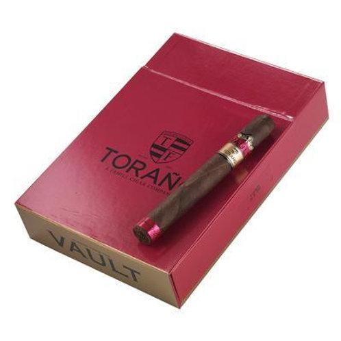 Toraño Vault Red - Full Box Torpedo