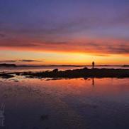 6. Sunset à Keremma
