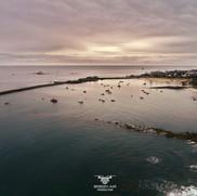 26. Lumière matinale sur Porz Gwenn