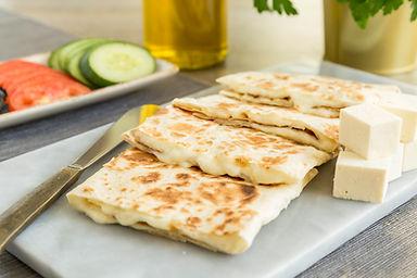 Something Baked's Akawi Cheese Saj