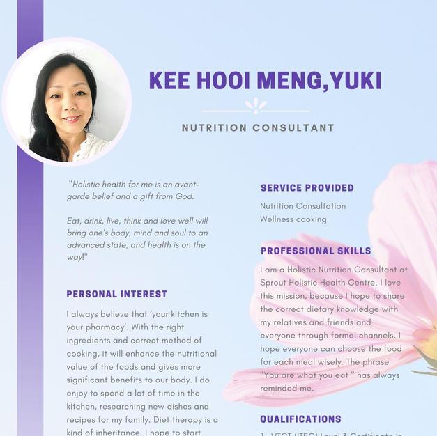 Khee Hooi Meng, Yuki